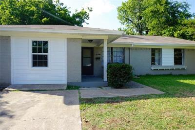 Farmers Branch Single Family Home For Sale: 3129 Myra Lane N