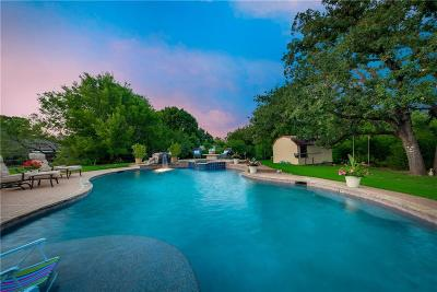 Colleyville Single Family Home For Sale: 6001 Hunter Court