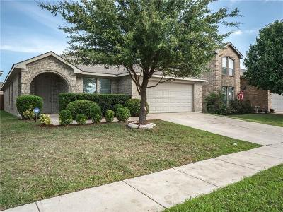 Fort Worth Single Family Home Active Option Contract: 10833 Irish Glen Trail
