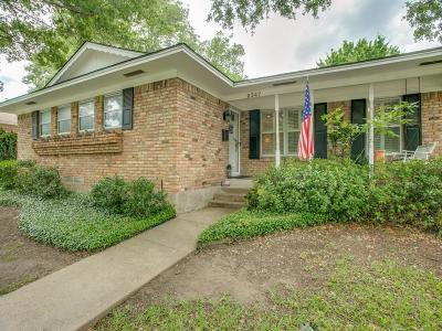 Dallas Single Family Home For Sale: 2347 Rockyglen