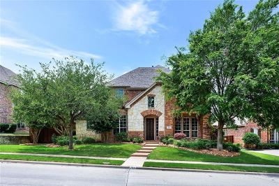 Allen Single Family Home For Sale: 704 Franklin Drive