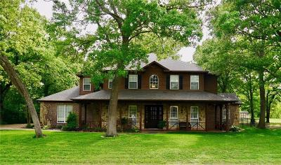 Gunter Single Family Home For Sale: 156 Pecan Crossing