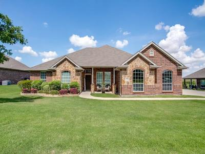 Fort Worth TX Single Family Home For Sale: $318,000