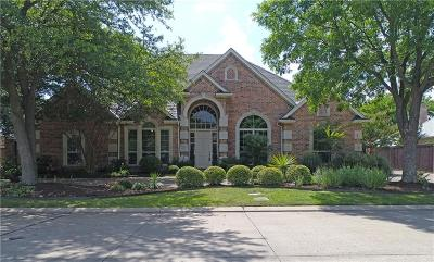 Fort Worth Single Family Home For Sale: 6632 Crooked Stick Drive