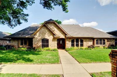 Tarrant County Single Family Home For Sale: 3804 Falcon Lake Drive