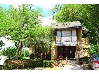 Irving Condo For Sale: 4523 N O Connor Road #2180