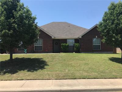 Weatherford Single Family Home For Sale: 2202 Quail Ridge Drive