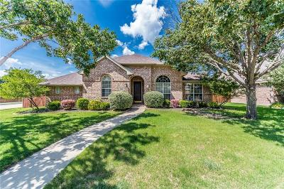 Rowlett Single Family Home For Sale: 7801 Yorktown Drive