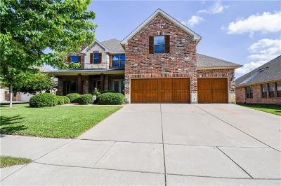 Fort Worth Single Family Home For Sale: 3933 Bamberg Lane