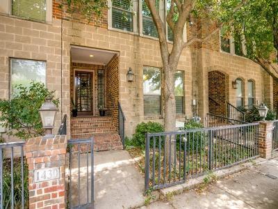 Dallas Townhouse For Sale: 1430 Pecos Street