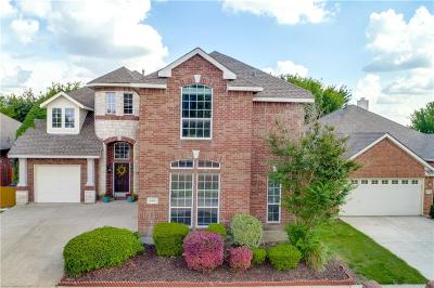 McKinney TX Single Family Home Sold: $324,900