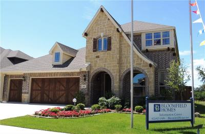 Aledo Single Family Home For Sale: 400 Sagebrush Drive