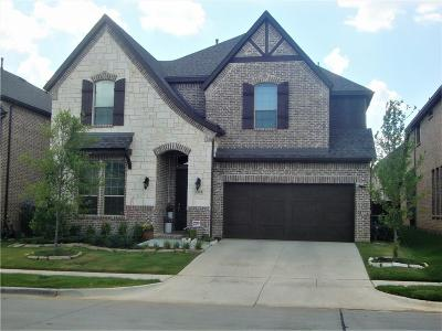 Euless Residential Lease For Lease: 2513 Navarro Trail