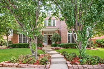 Irving Single Family Home For Sale: 7423 Sugar Maple Drive