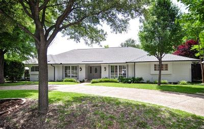 Dallas, Fort Worth Single Family Home For Sale: 14856 Knollview Drive