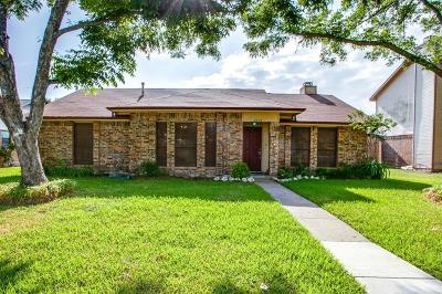 Rowlett Single Family Home For Sale: 3718 Lofland Lane