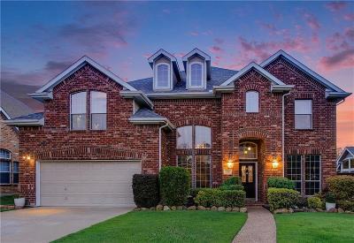 Plano Single Family Home Active Option Contract: 1009 Hosington Drive NE
