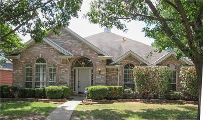 Collin County Single Family Home For Sale: 11913 Amber Valle Drive