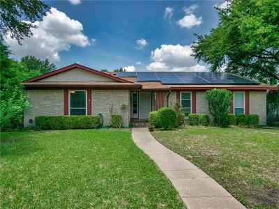 Richardson Single Family Home For Sale: 1605 Richforest Drive
