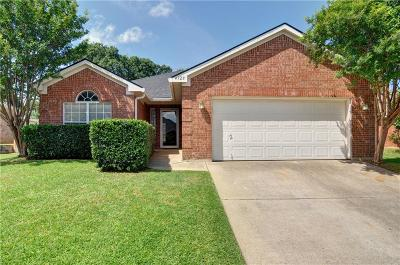 Arlington Single Family Home For Sale: 4928 Brazoswood Circle