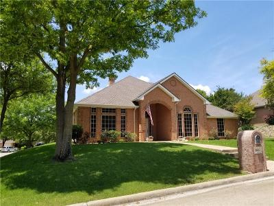Rockwall Single Family Home For Sale: 1616 Amesbury Lane