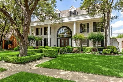 Plano Single Family Home For Sale: 7017 Ebony Court
