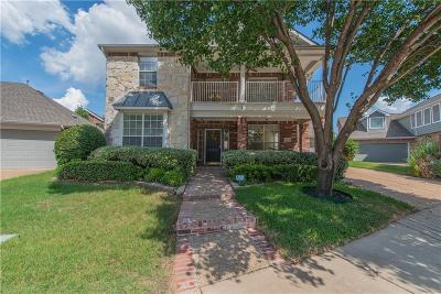 Irving Single Family Home For Sale: 8320 Richmond Court