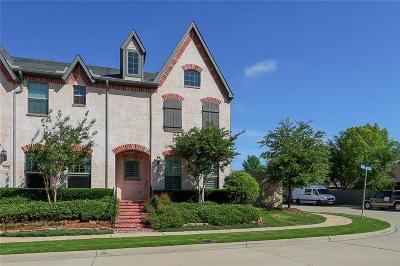 McKinney Townhouse For Sale: 1800 Desoto Drive