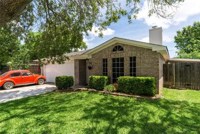 Arlington Single Family Home For Sale: 6523 Electra Drive