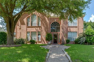 Richardson Single Family Home For Sale: 5803 Kensington Drive