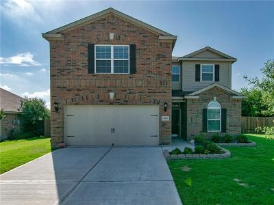 Forney Single Family Home For Sale: 3008 Whitetail Circle