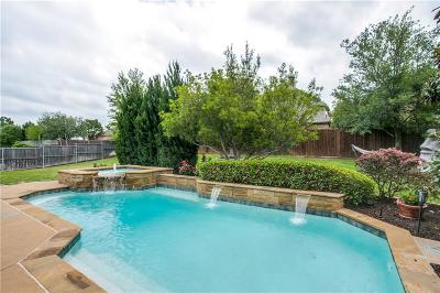 McKinney Single Family Home Active Contingent: 8913 Durst Haven Lane