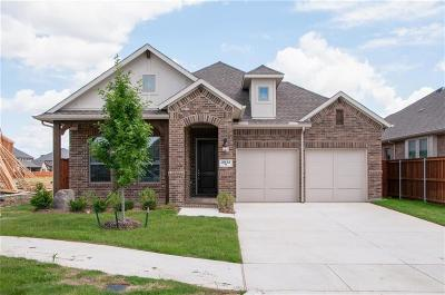 Mansfield Single Family Home For Sale: 2812 Green Circle Drive