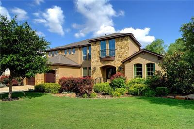 Dallas, Fort Worth Single Family Home For Sale: 5800 Lamb Creek Drive