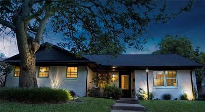 Dallas Single Family Home For Sale: 9022 Westglen Drive