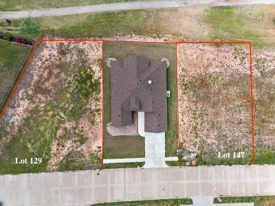 Stephenville Residential Lots & Land For Sale: Lot129 Crenshaw Court