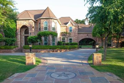 Flower Mound Single Family Home For Sale: 5409 Thistle Hill Circle