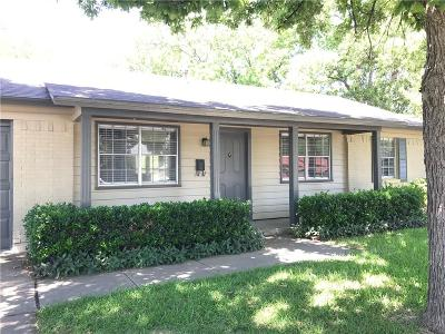 Everman Single Family Home For Sale: 400 Vaden Avenue