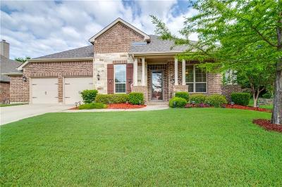 Melissa Single Family Home For Sale: 3213 Pilgrim Drive