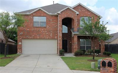 McKinney Single Family Home For Sale: 9720 Zaharias Drive