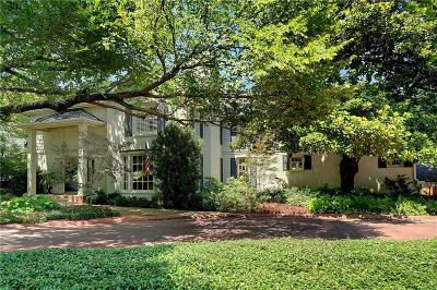Fort Worth Single Family Home For Sale: 417 N Bailey Avenue
