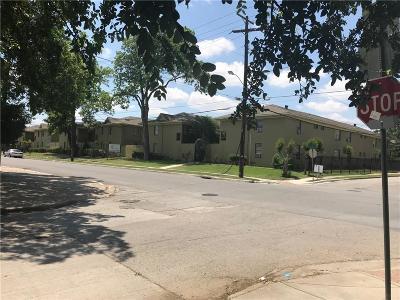 Dallas Multi Family Home For Sale: 4625 Bryan Street