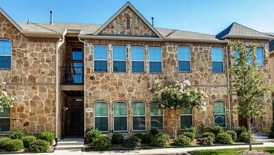 McKinney Townhouse For Sale: 8816 Whitehead Street