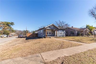 Dallas Single Family Home For Sale: 1200 S Brighton Avenue