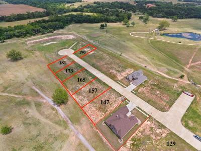 Stephenville Residential Lots & Land For Sale: Lot157 Crenshaw Court