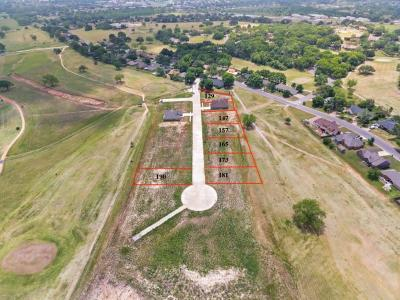 Stephenville Residential Lots & Land For Sale: Lot165 Crenshaw Court