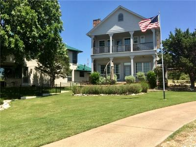 Palo Pinto County Single Family Home Active Contingent: 365 Turnberry Loop