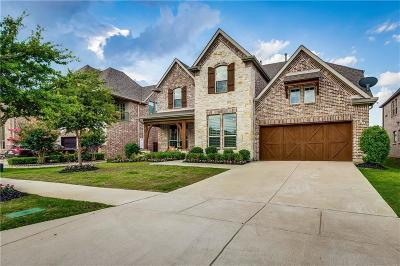 Frisco Single Family Home Active Option Contract: 2545 Forest Breeze Drive