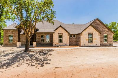 Springtown Single Family Home Active Contingent: 2605 Je Woody Rd