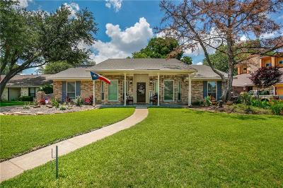 Garland Single Family Home For Sale: 701 Pebblecreek Drive